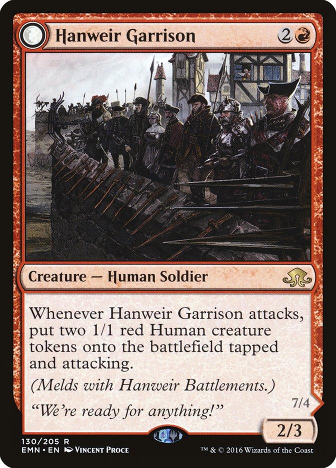 Hanweir+Garrison