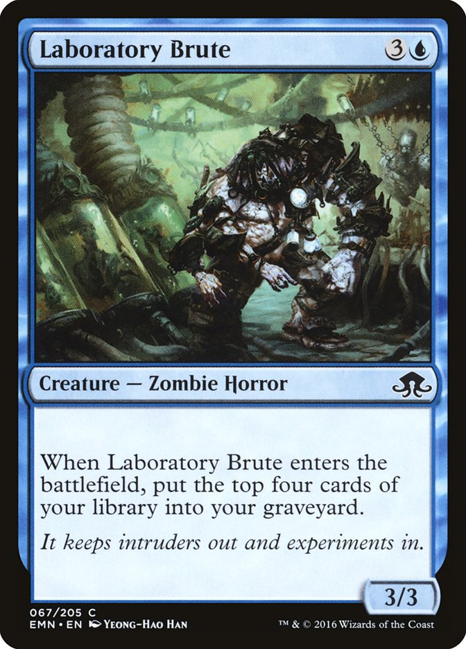 Laboratory+Brute