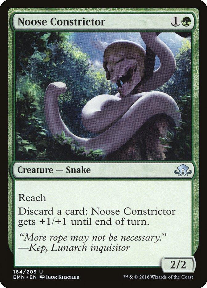 Noose+Constrictor