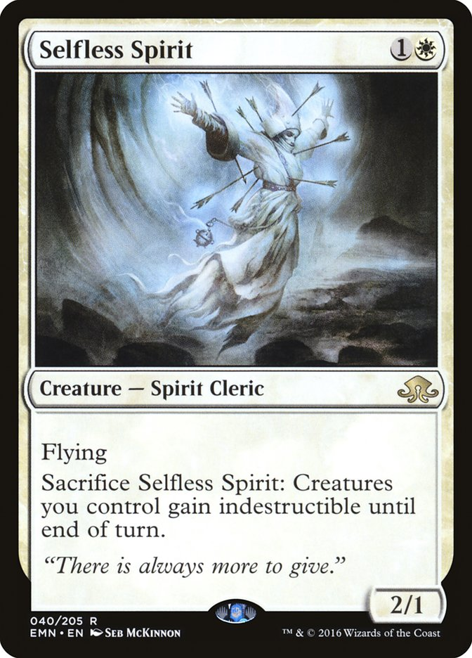 Selfless+Spirit