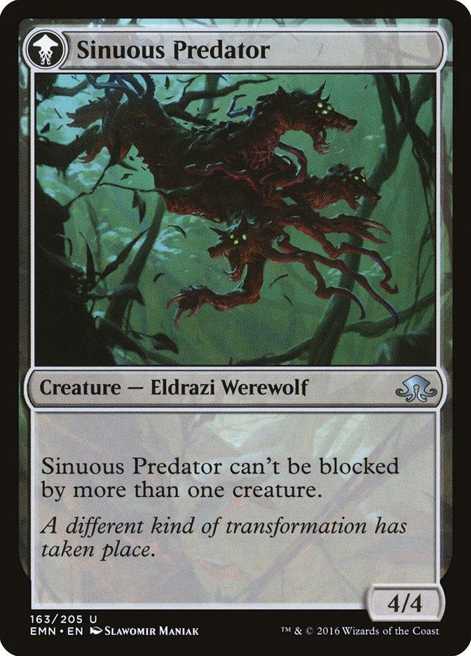 Sinuous+Predator