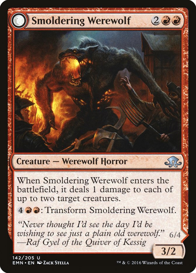 Smoldering+Werewolf