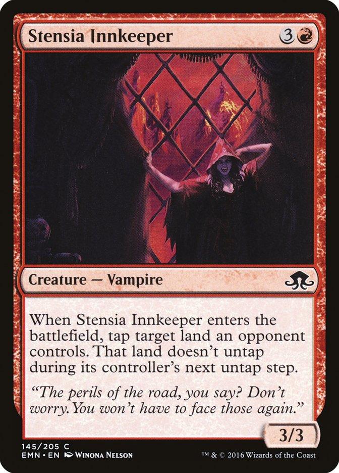 Stensia+Innkeeper
