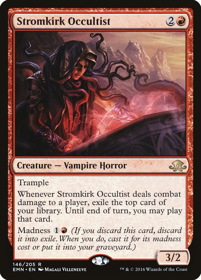 Stromkirk+Occultist
