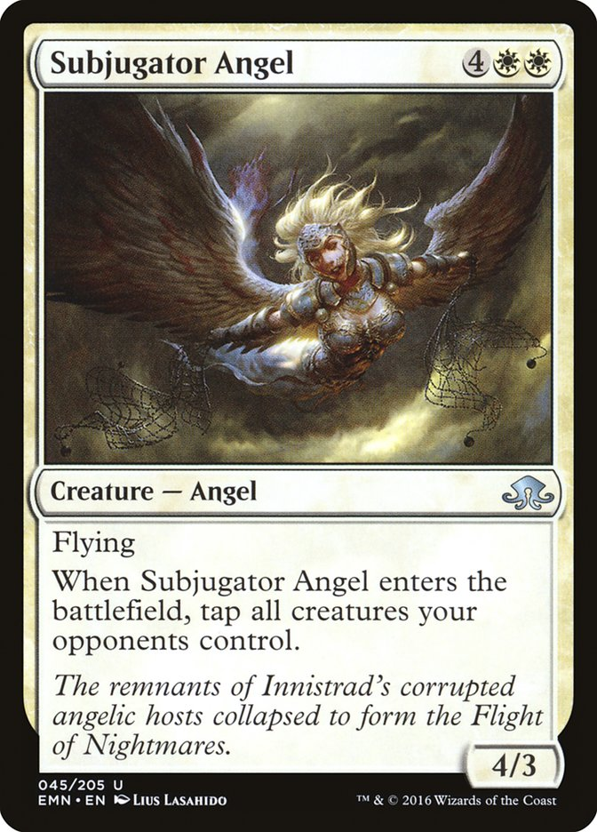 Subjugator+Angel
