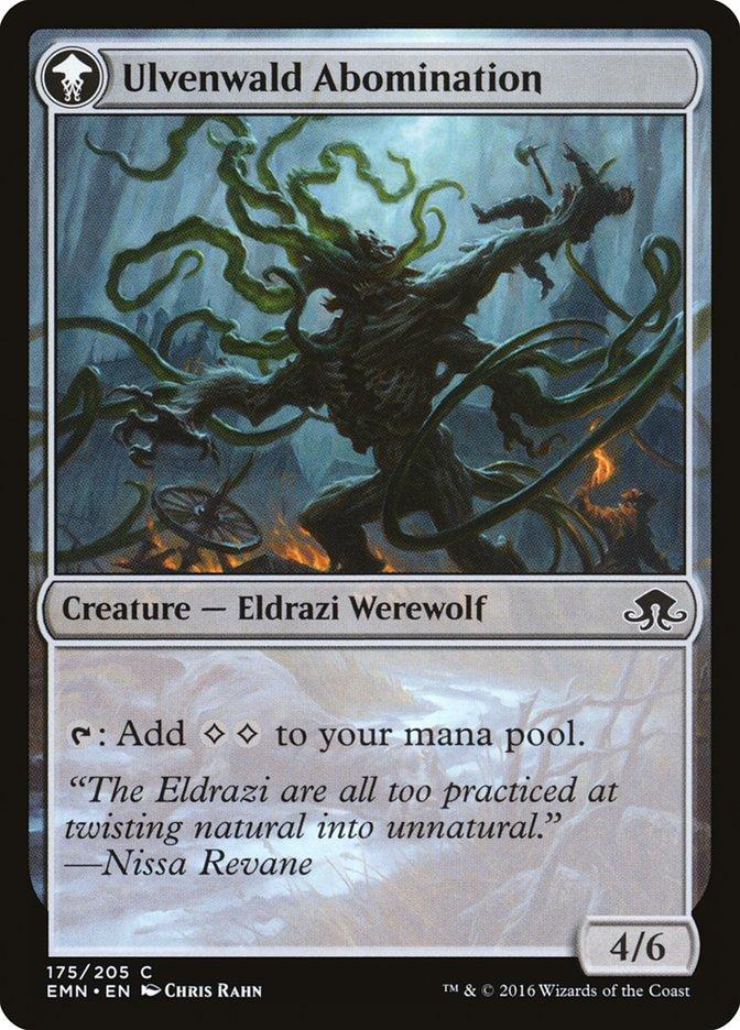 Ulvenwald+Abomination