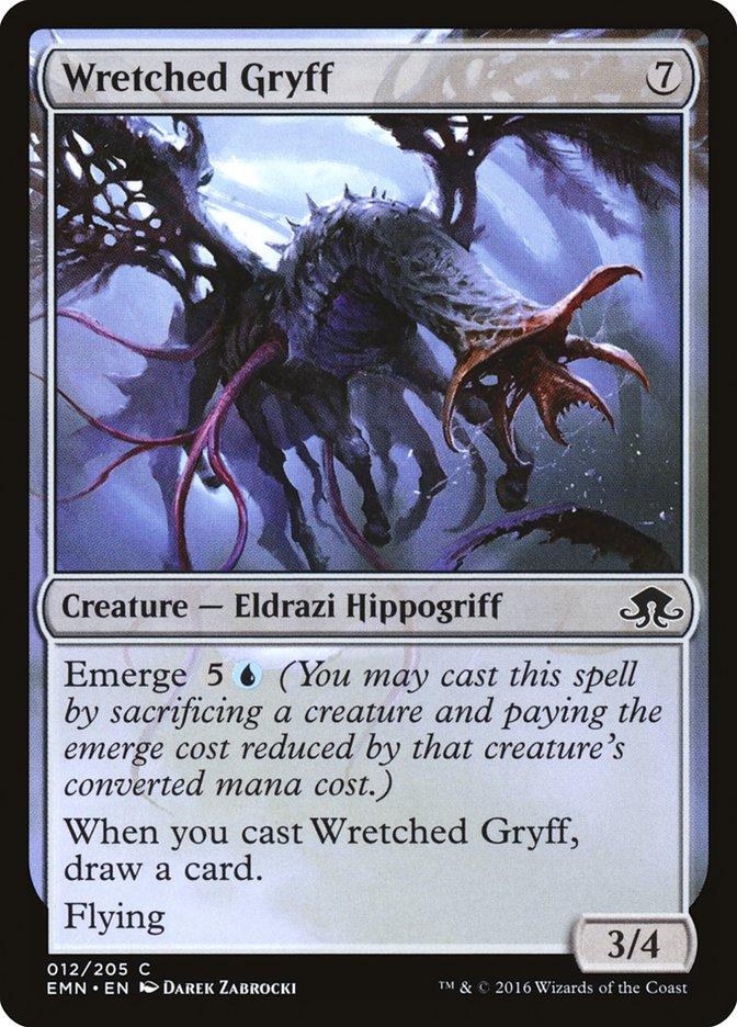 Wretched+Gryff