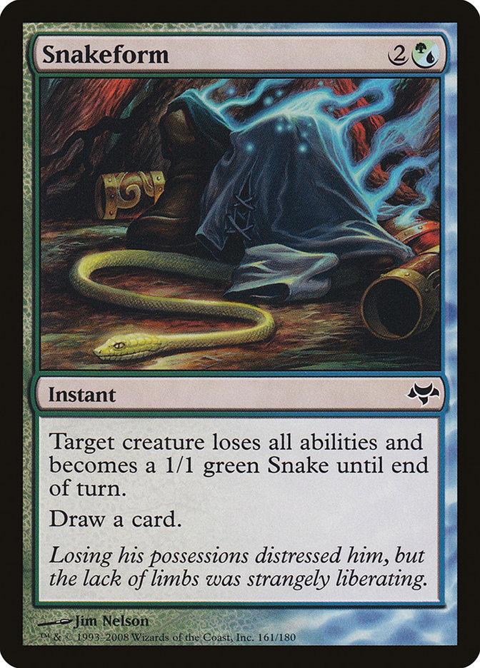 Snakeform