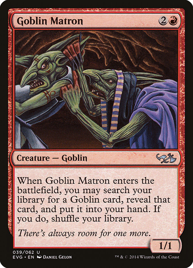 Goblin+Matron