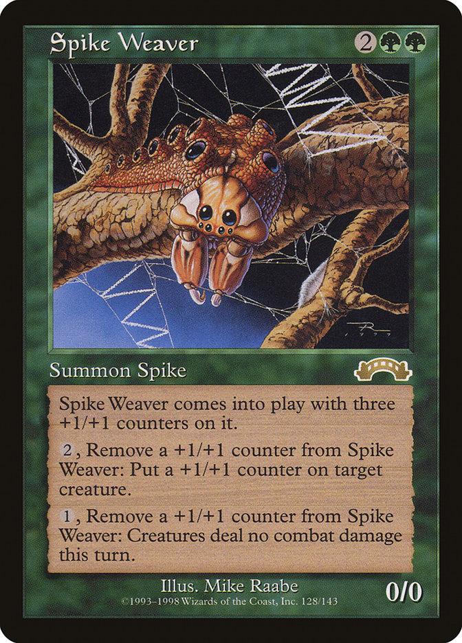 Spike+Weaver