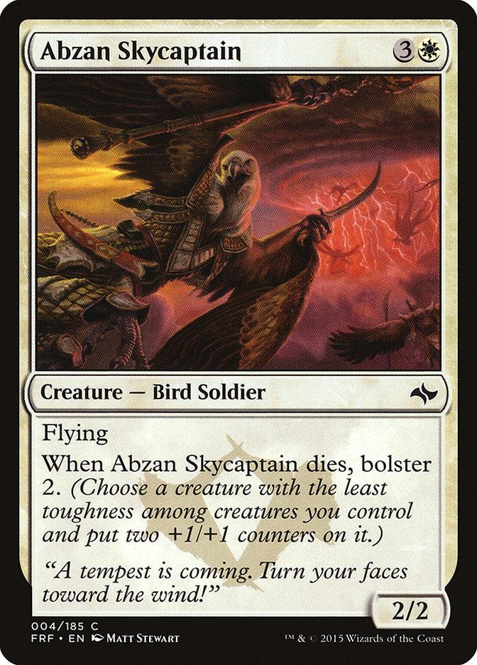 Abzan+Skycaptain