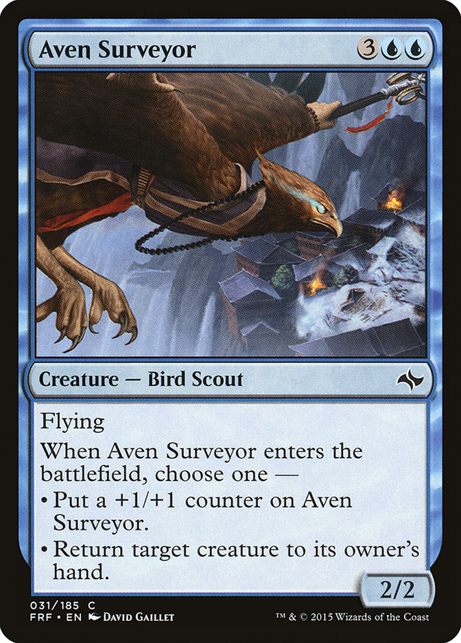 Aven+Surveyor