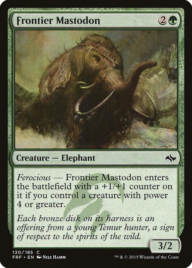 Frontier+Mastodon