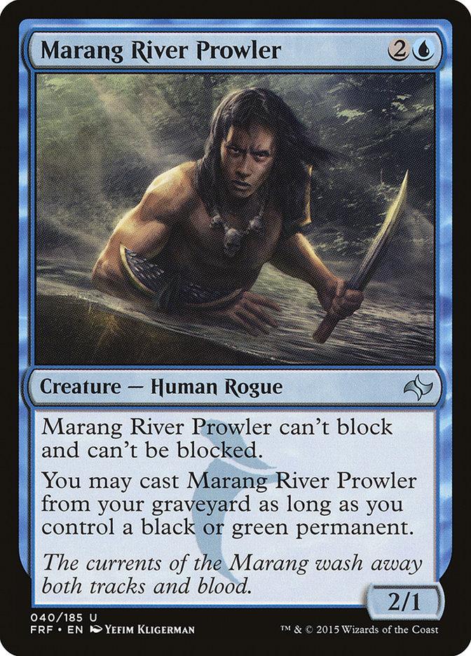 Marang+River+Prowler