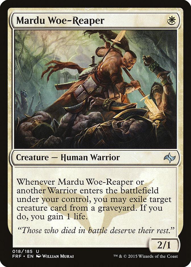 Mardu+Woe-Reaper