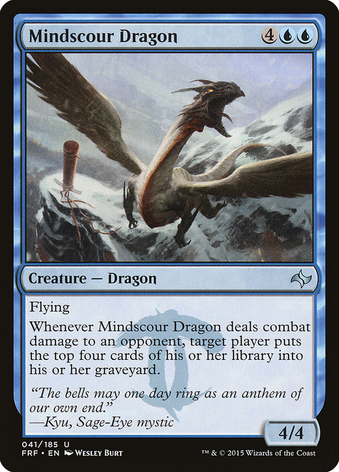 Mindscour+Dragon