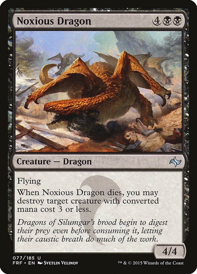 Noxious+Dragon
