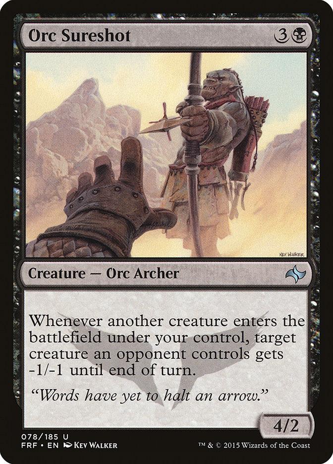 Orc+Sureshot