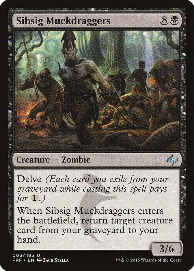 Sibsig+Muckdraggers