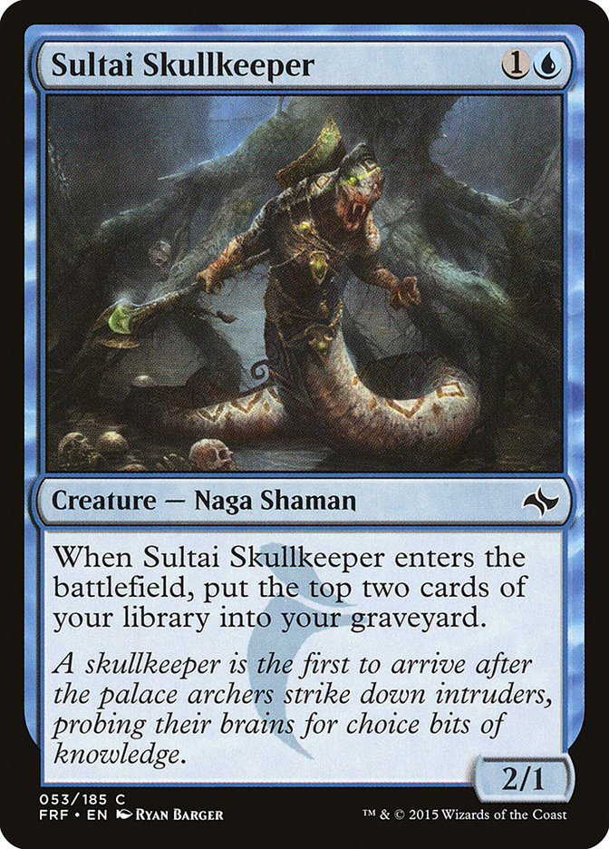 Sultai+Skullkeeper