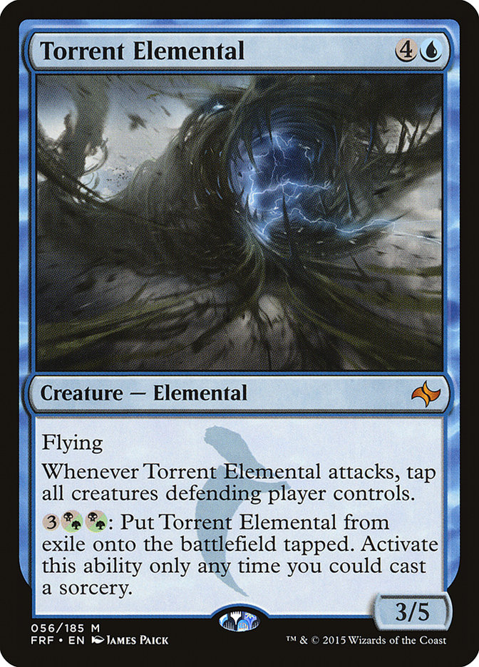Torrent+Elemental