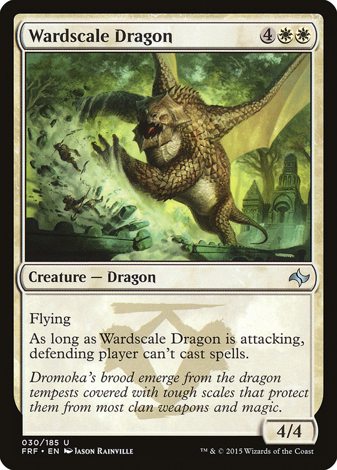 Wardscale+Dragon