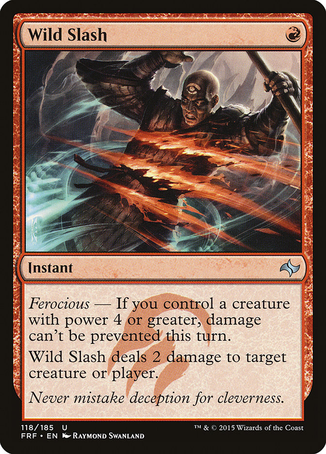 Wild+Slash