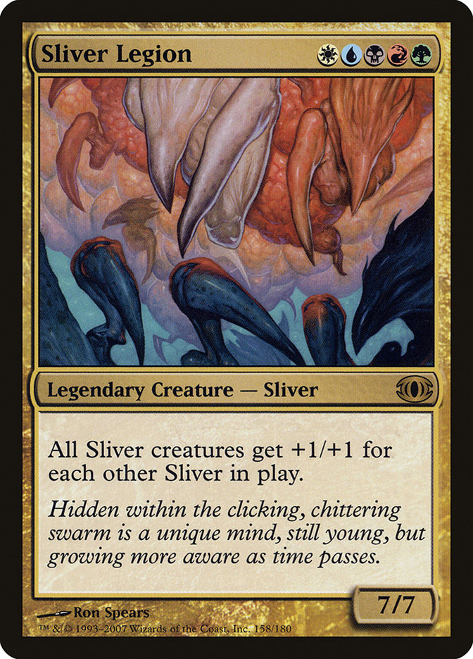 Sliver+Legion