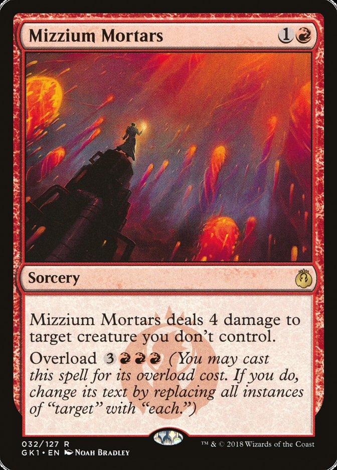 Mizzium+Mortars