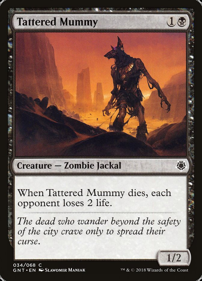 Tattered+Mummy