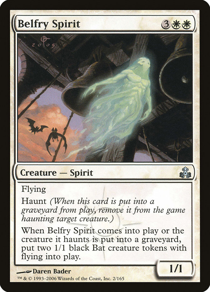 Belfry+Spirit