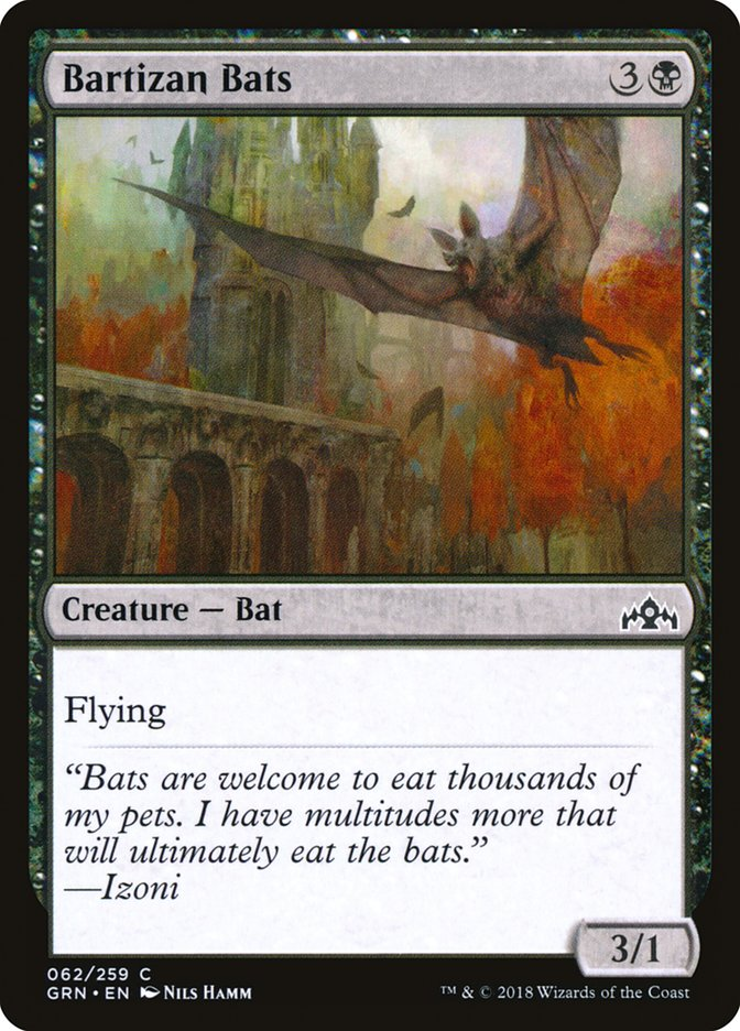 Bartizan+Bats