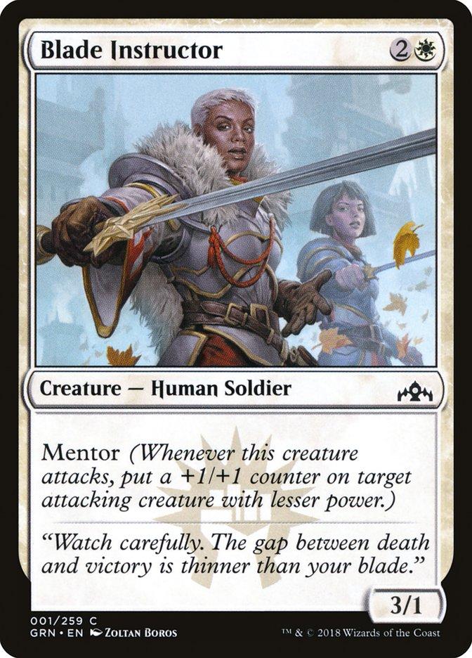 Blade+Instructor