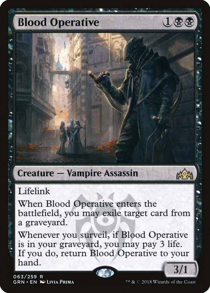 Blood+Operative