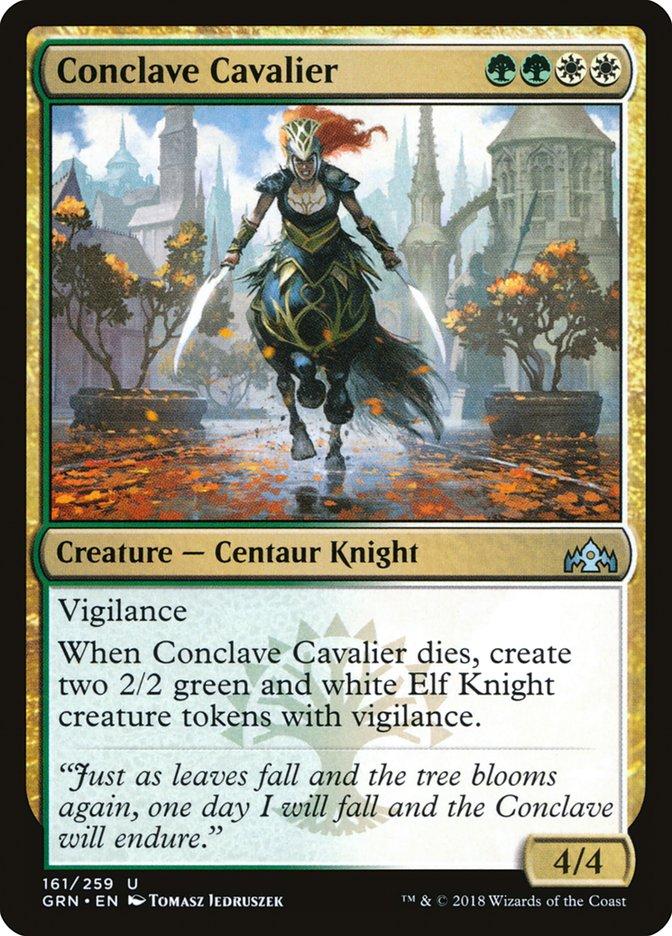 Conclave+Cavalier