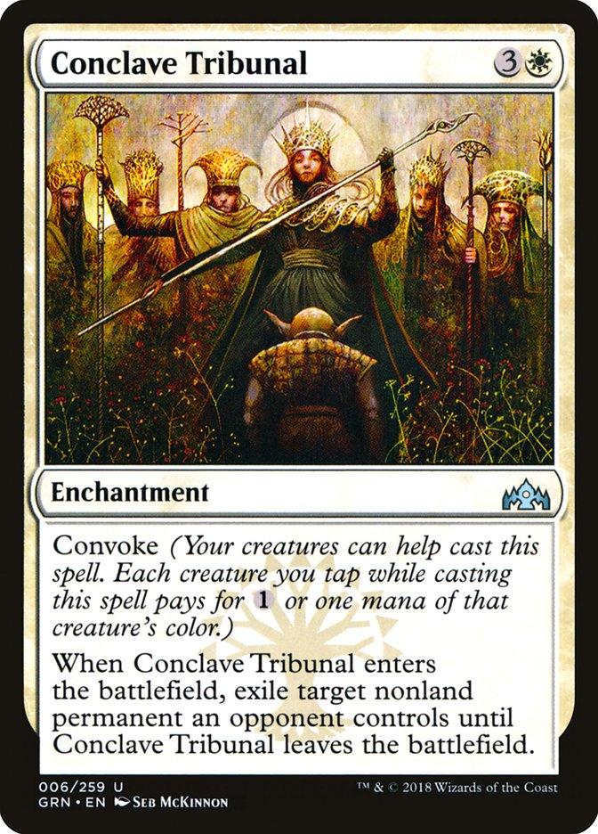Conclave+Tribunal