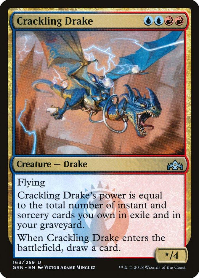 Crackling+Drake