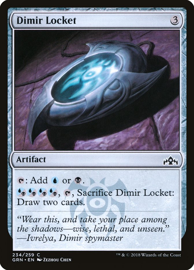 Dimir+Locket