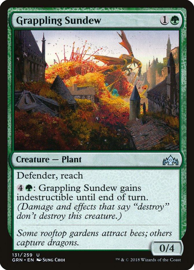 Grappling+Sundew