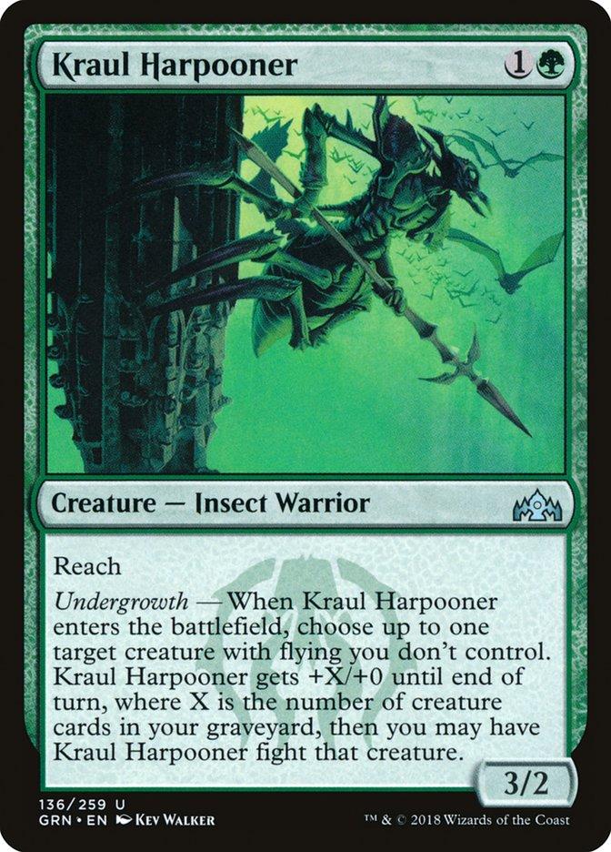 Kraul+Harpooner