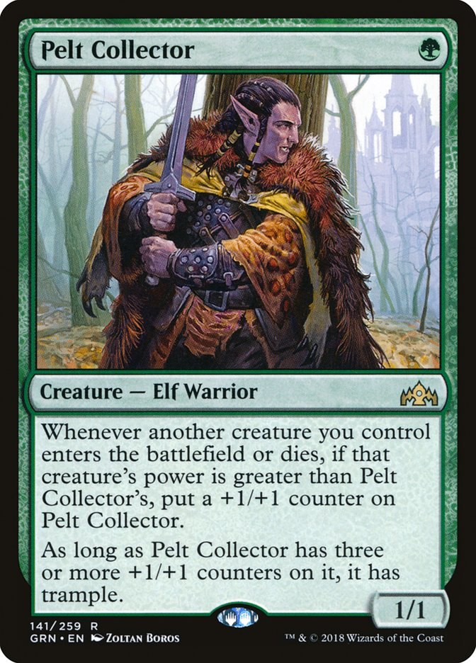 Pelt+Collector