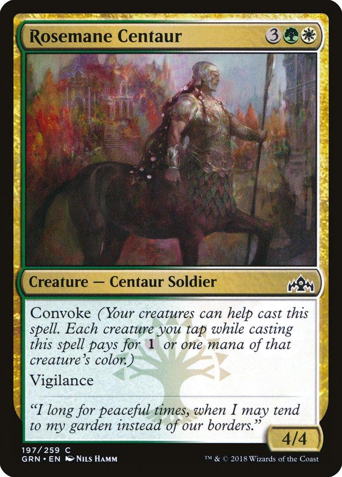 Rosemane+Centaur