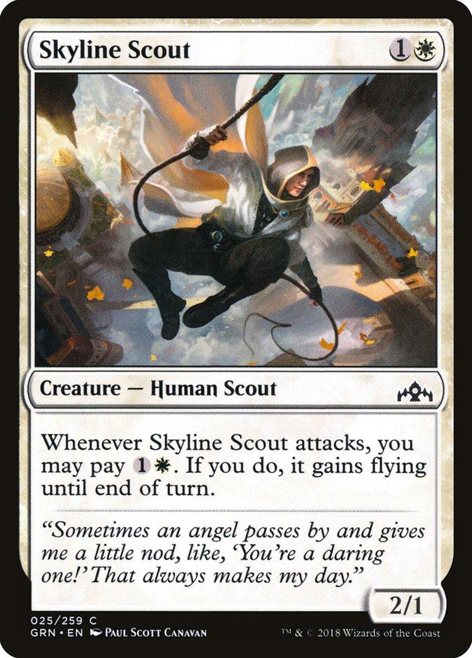 Skyline+Scout