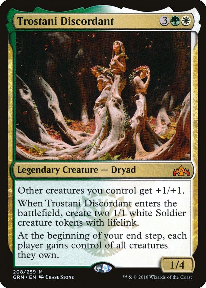 Trostani+Discordant