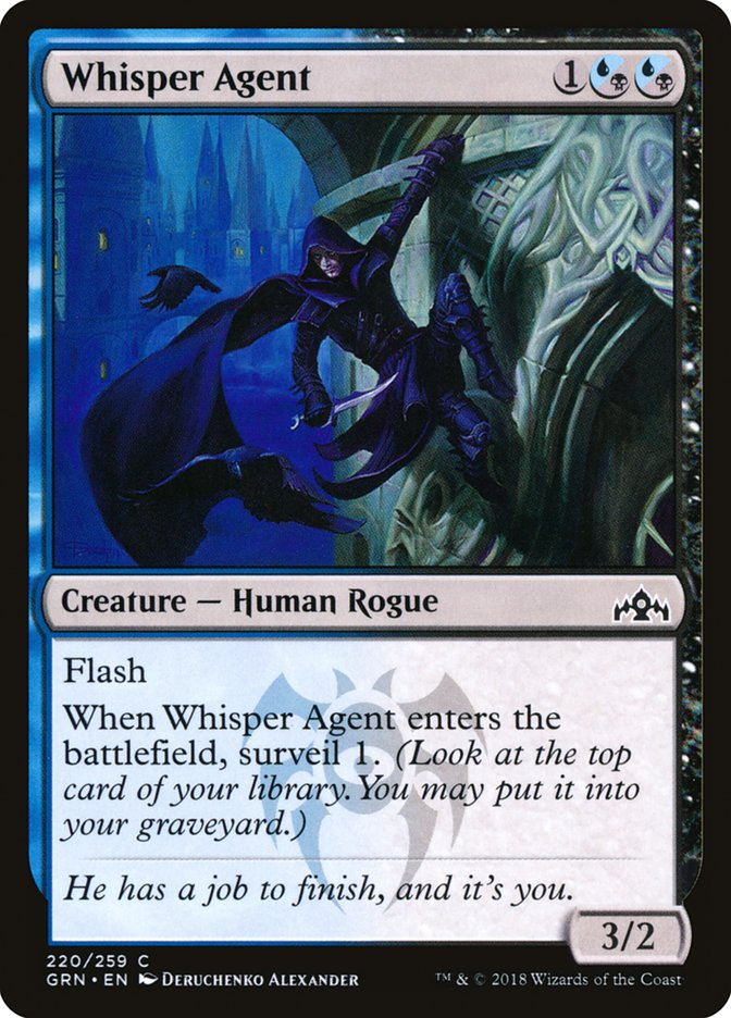 Whisper+Agent