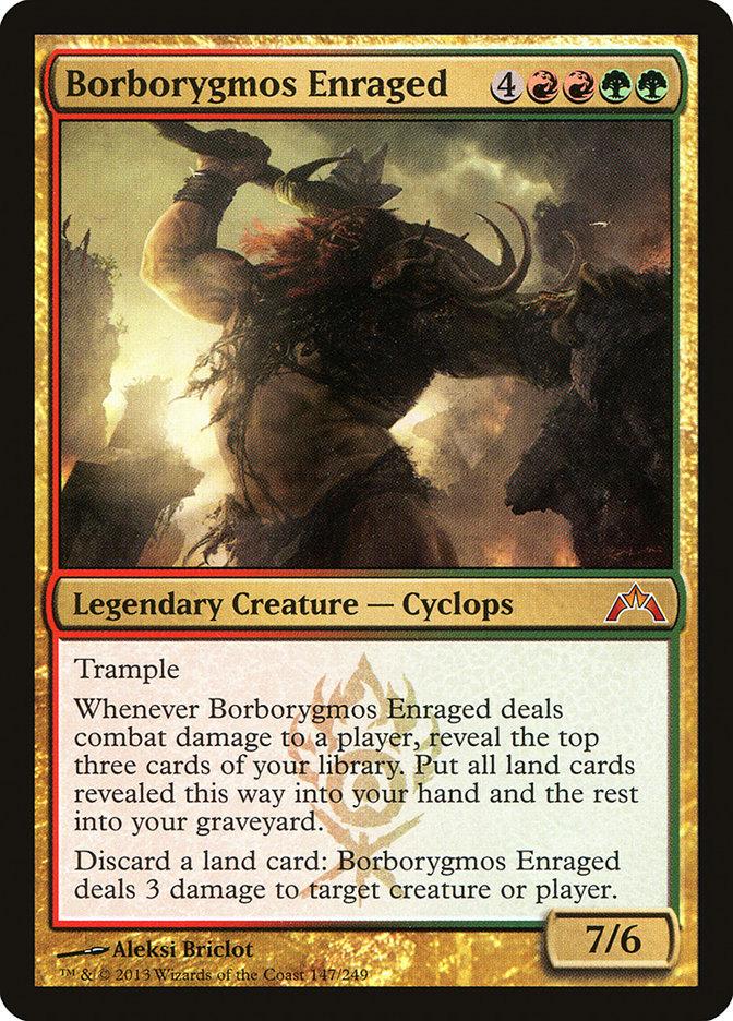 Borborygmos+Enraged