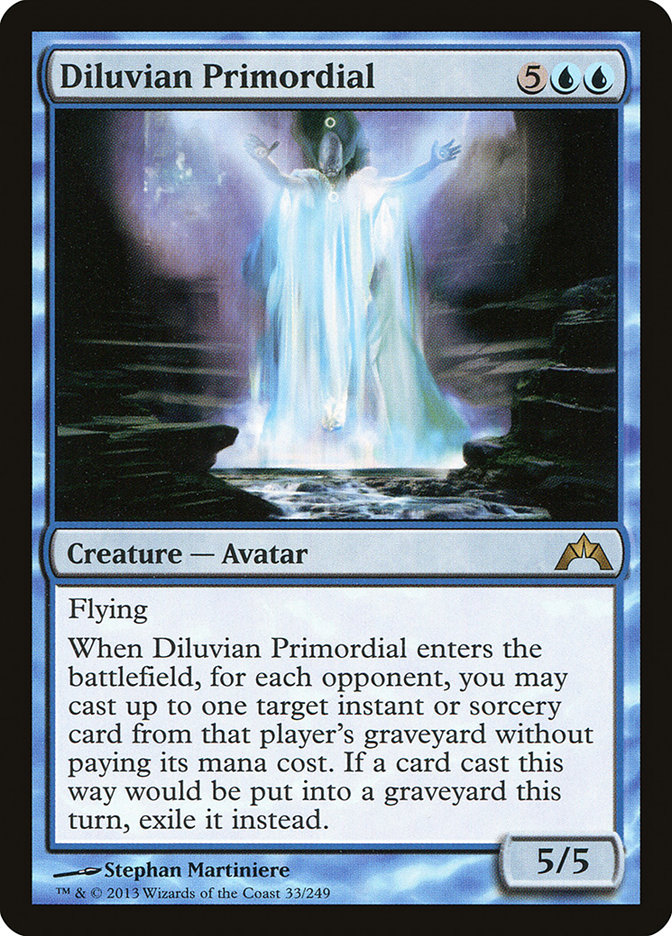Diluvian+Primordial
