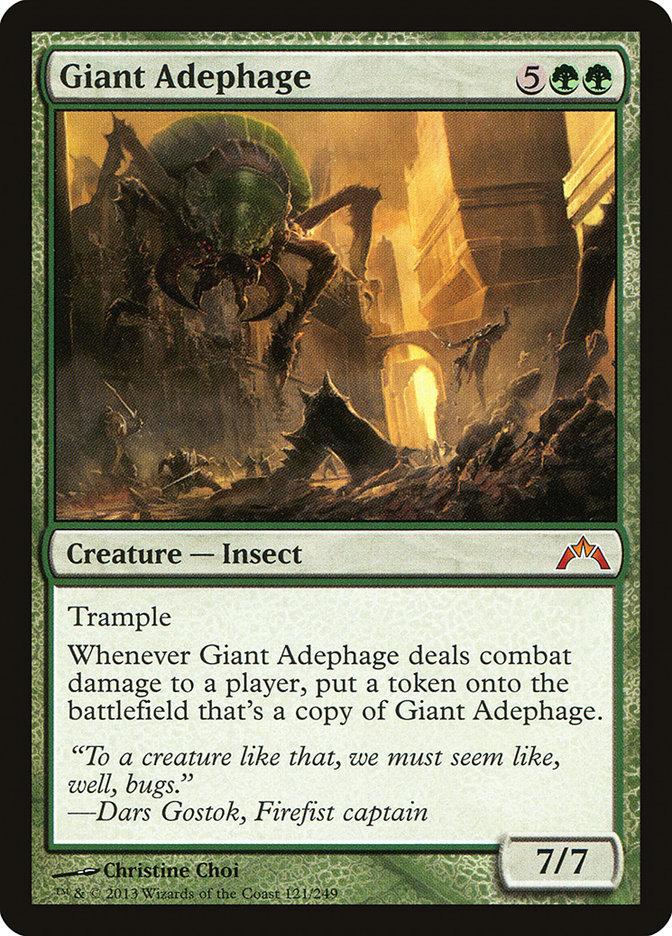 Giant+Adephage