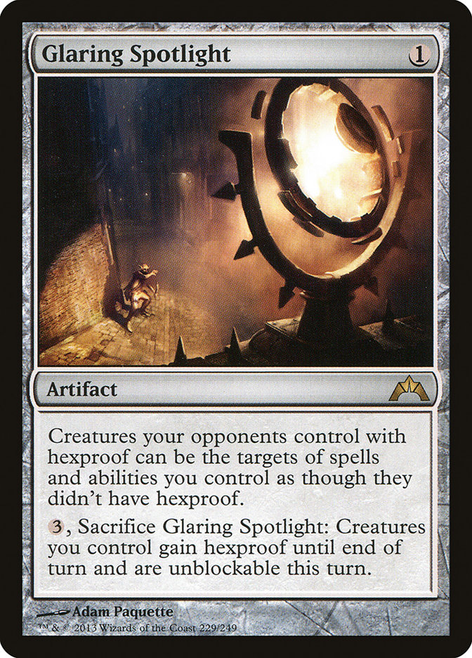 Glaring+Spotlight