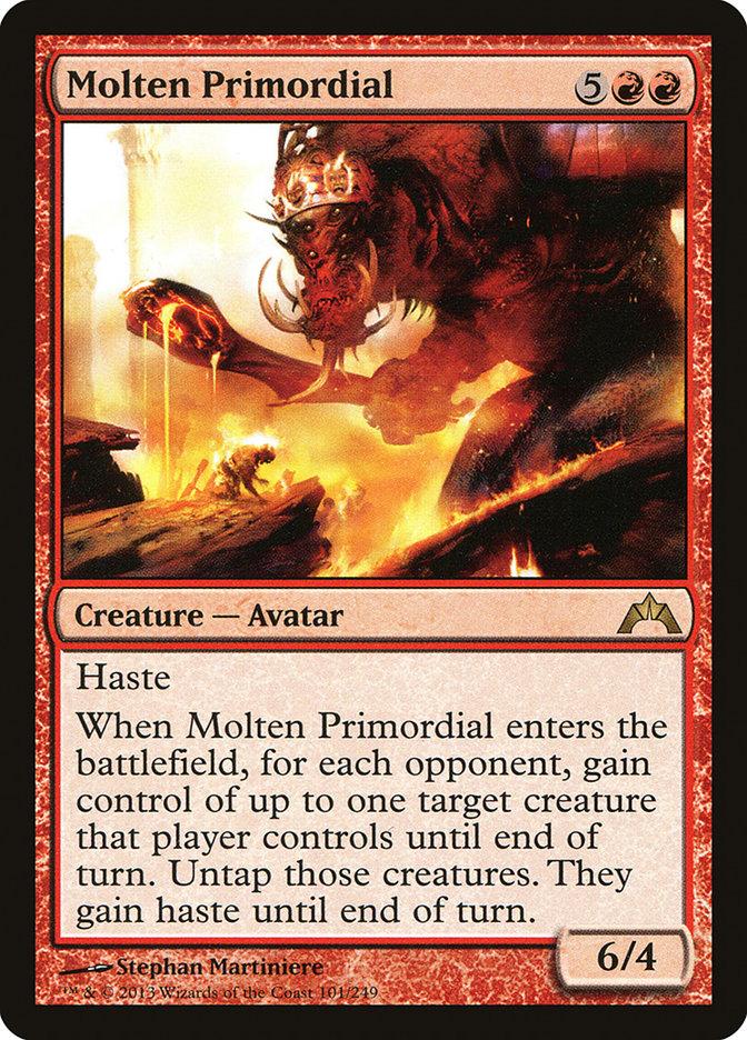 Molten+Primordial